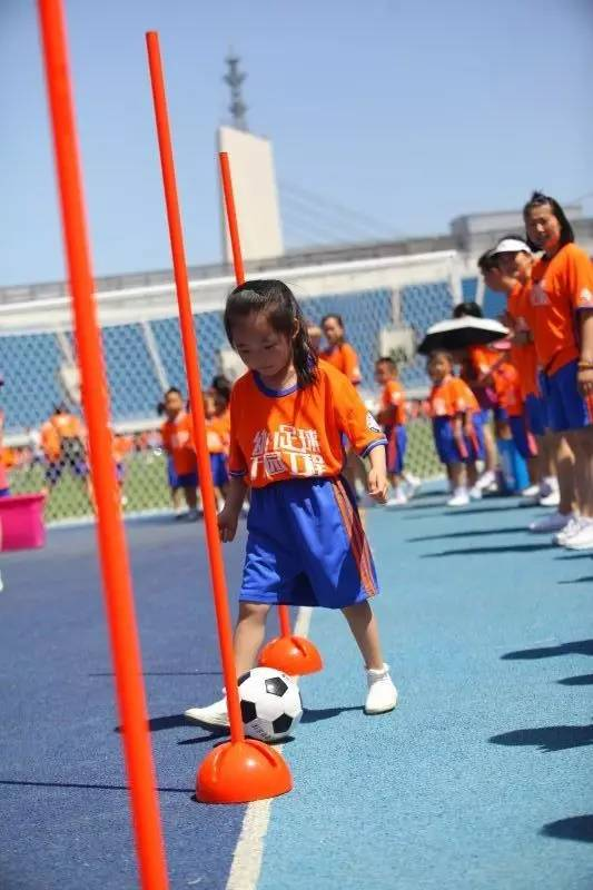幼教名片?|?全国200多个幼儿园同时练起幼儿