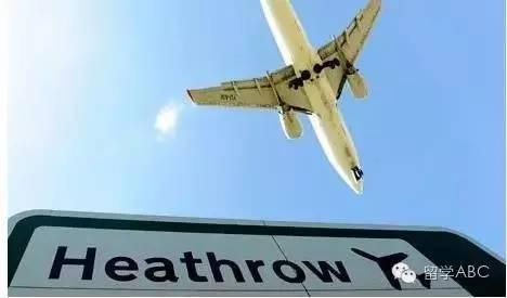 英国各大国际机场交通指南