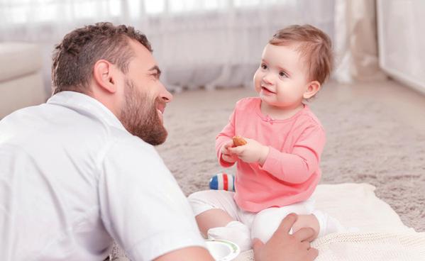 0-3岁宝宝的语言能力时间表! 跟宝宝对照看看!