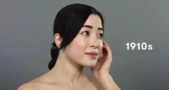 歪果仁眼中,中国这100年的美女是酱紫的...