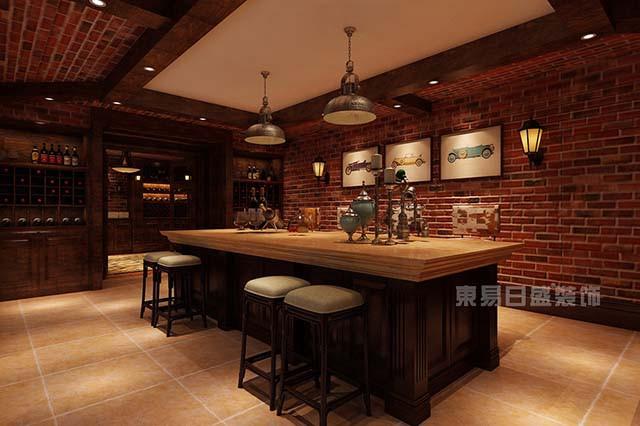 欧式古典 中西餐厅装修效果图