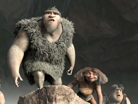 两万年以前,原始人是这样带娃的