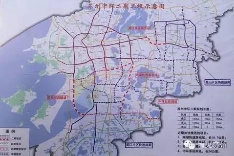 在觅渡君看来, 古代苏州府最重要的交通命脉,一是京杭大运河,二是