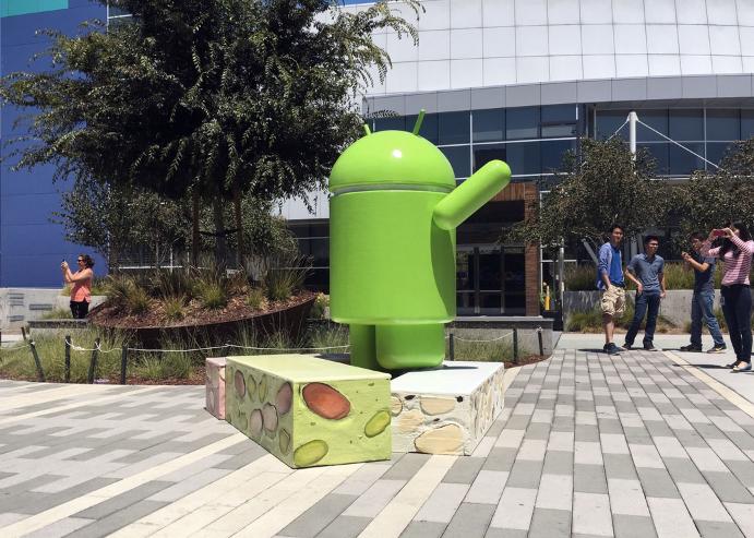 """谷歌正式命名Android_N新版本名称""""牛轧糖"""""""