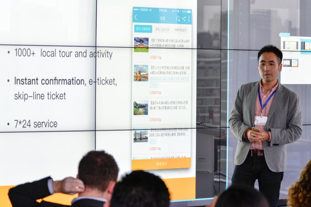 路路行旅行网九周年庆暨新产品发布会在伦敦举办