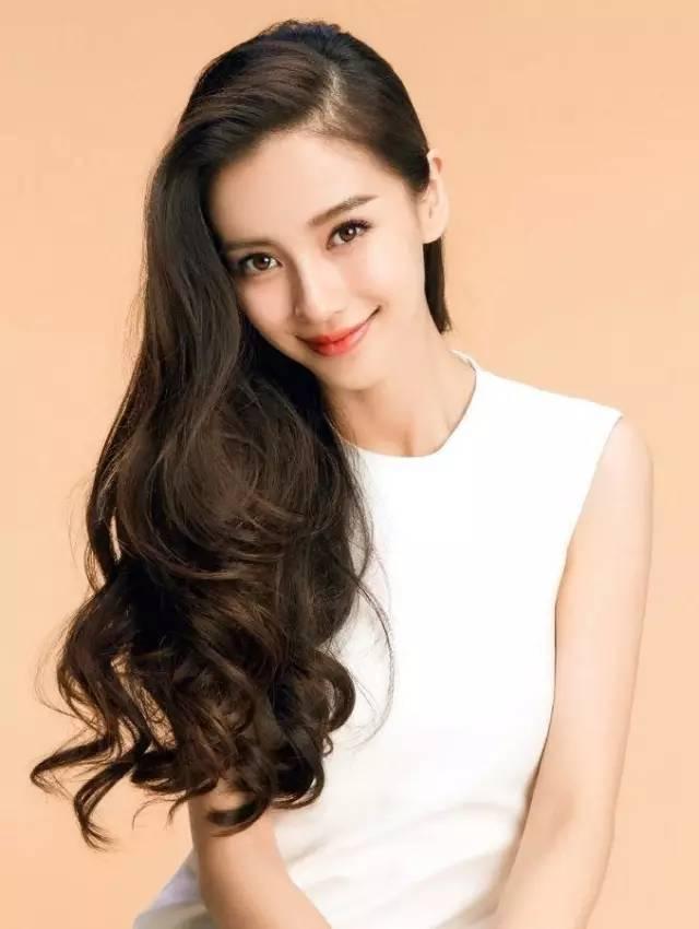 杨颖唯美明星手绘图片