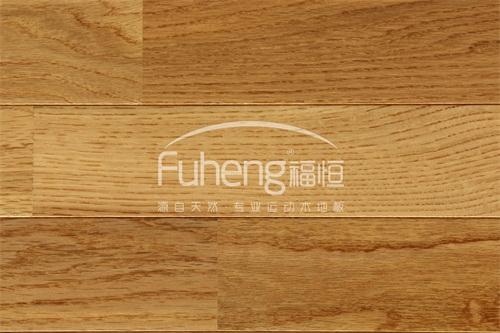体育实木地板的生产流程