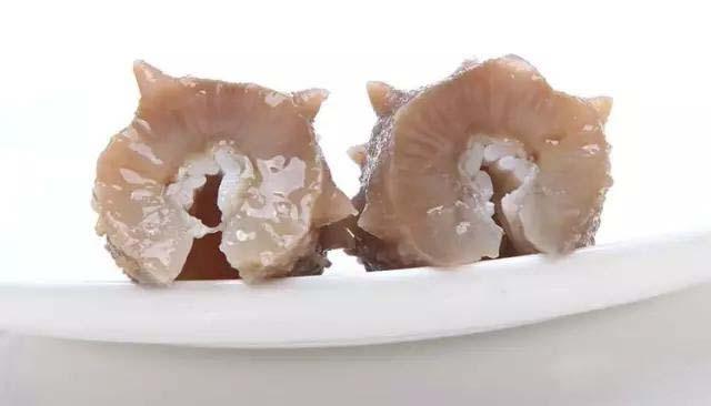 好海参的蛋黄,吃了久了你竟还不知道!-微咸标准怎么去腥图片