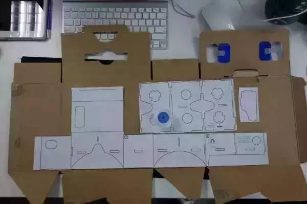 手把手教你制作VR眼镜与全息投影 AR资讯 第8张