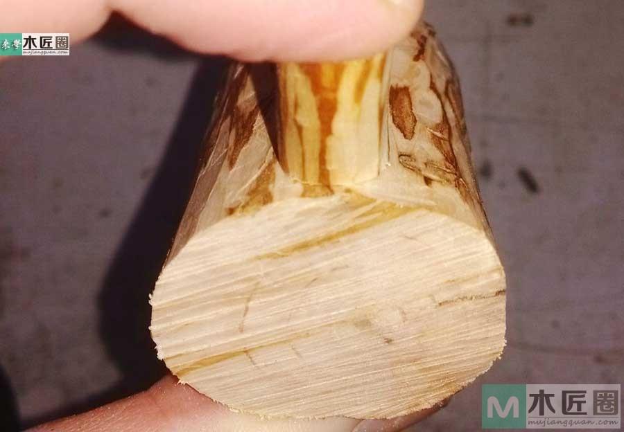 手工制作木头小鹿