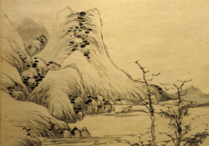 南京博物院珍藏的明代书画图片