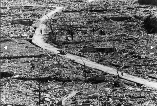 美国在日投下的第三颗原子弹,被日本送给了苏联