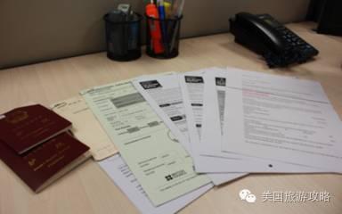 怎么办理去美国旅游B1,B2签证
