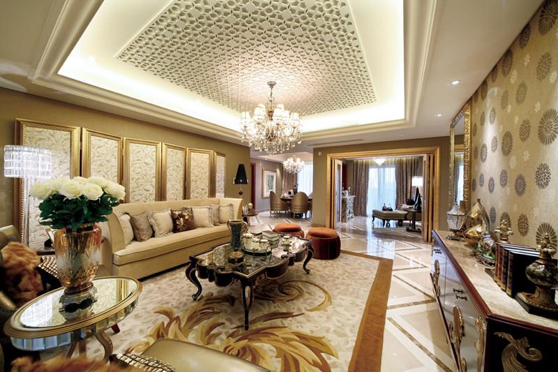 欧式风格按不同的地域文化可分为北欧、简欧和传统欧式。其中的田园风格于17世纪盛行欧洲,强调线形流动的变化,色彩华丽。它在形式上以浪漫主义为基础,装修材料常用大理石、多彩的织物、精美的地毯,精致的法国壁挂,整个风格豪华、富丽,充满强烈的动感效果。另一种是洛可可风格,其爱用轻快纤细的曲线装饰,效果典雅、亲切,欧洲的皇宫贵族都偏爱这个风格。   一般说到欧式风格,会给人以豪华,大气,奢侈个感觉。而要明确一种风格的特点,一是这种风格的形式,二是它的人文。这也是我们判断一个作品所属风格的标准。   欧式风格强