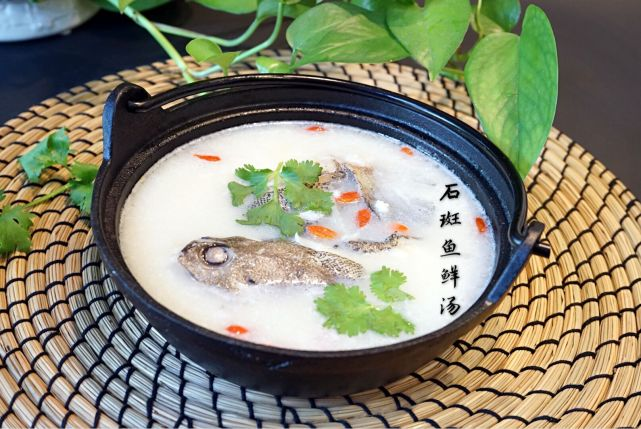 石斑鱼怎么吃?看看至简至鲜的福建渔民传统做法