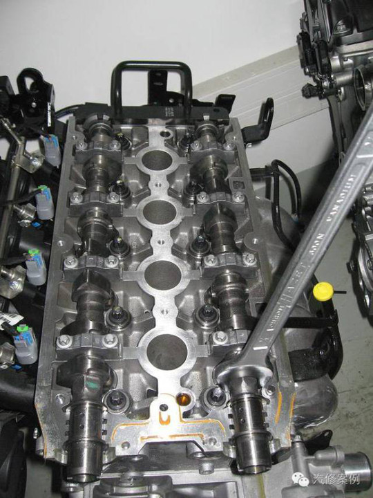 视频 图文 科鲁兹发动机配气机构调整及正时安装方法 海量图高清图片
