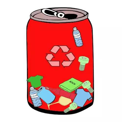 垃圾桶创意设计大赛暨垃圾分类图标设计大赛喊你投票图片