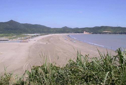 浙江十大最美沙滩,你去过几个