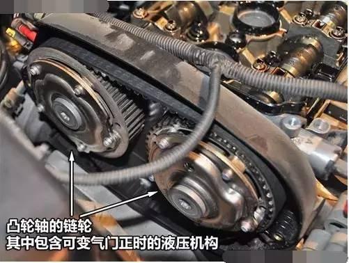 图文 科鲁兹发动机配气机构调整及正时安装方法 海量图