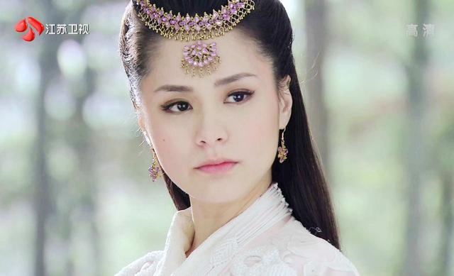 盘点30位最美古装白衣女子 第一堪称天仙