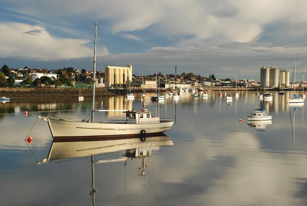 v新手塔州大城新手(十五):德文港(Devonport)卡老鼠大战美食小镇图片