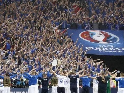 冰岛足球人口的段子