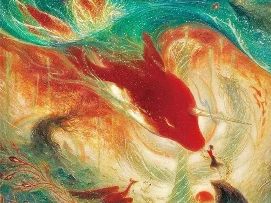 耗时12年的《大鱼海棠》第一张海报就惊艳了