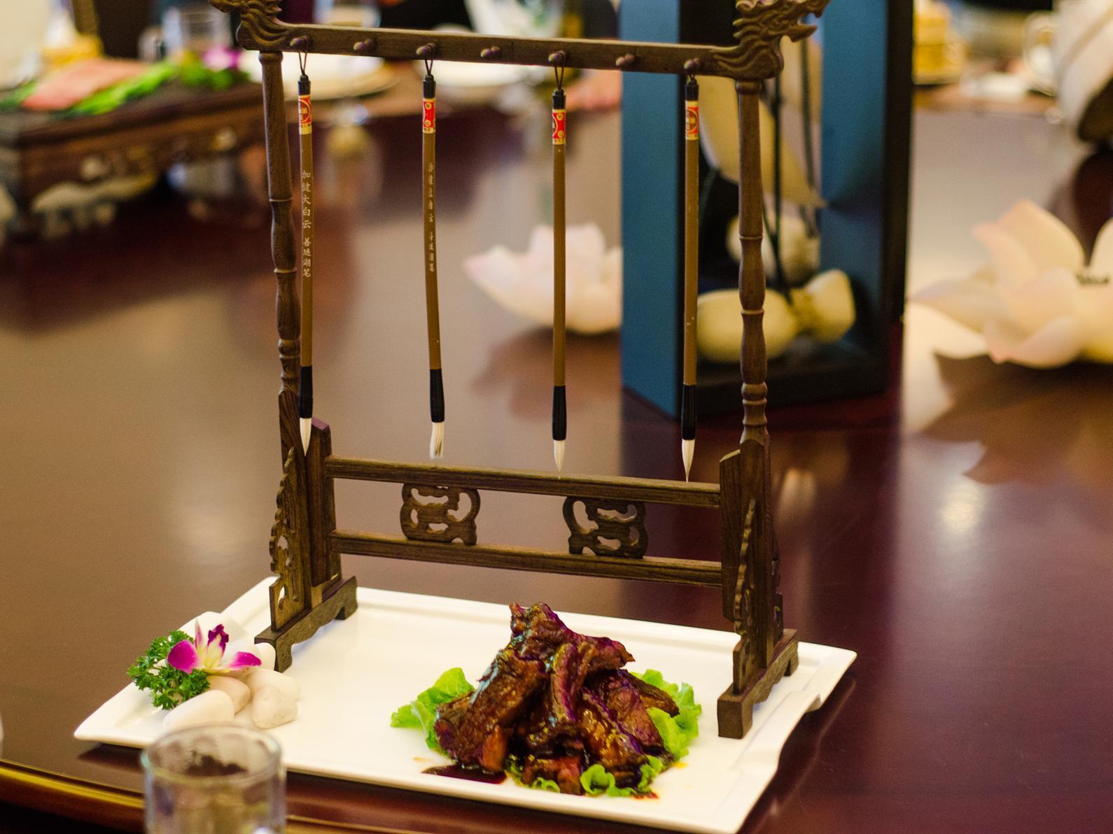 【黄山】徽菜文化里的徽商主义