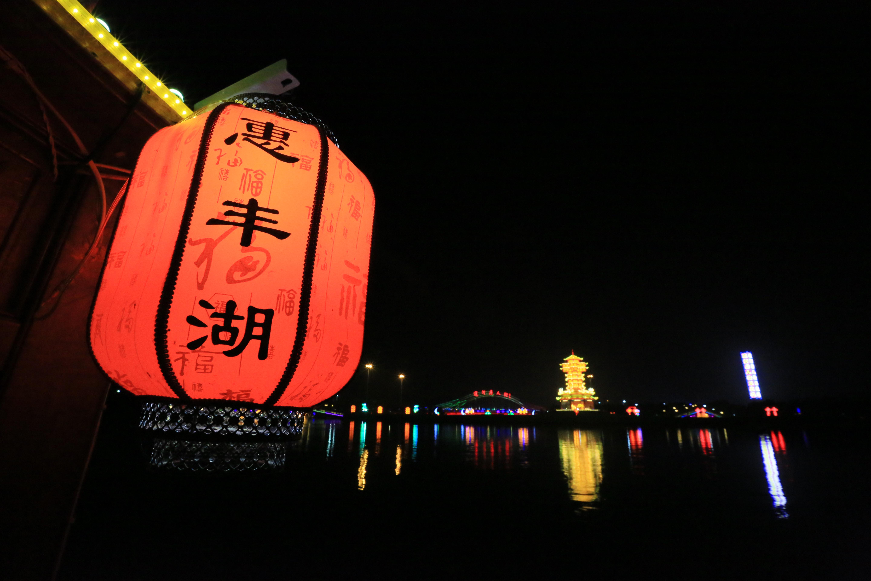 十里秦淮风 运河唐人街