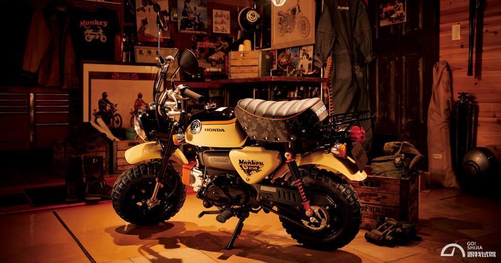 玩乐为主 G哥盘点国产mini摩托车