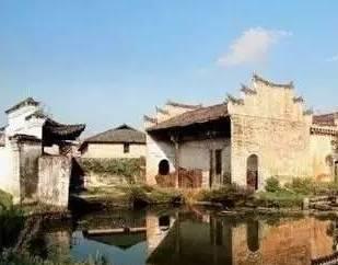 吉安市安福县甘洛乡三舍村-中央财政支持范围的中国传统村落名单公
