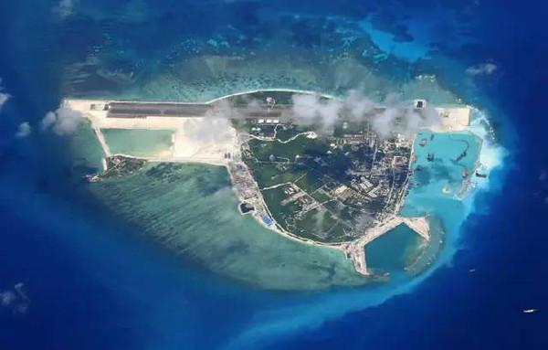 效?我们民航马上回应:今天试飞南沙群岛美济礁