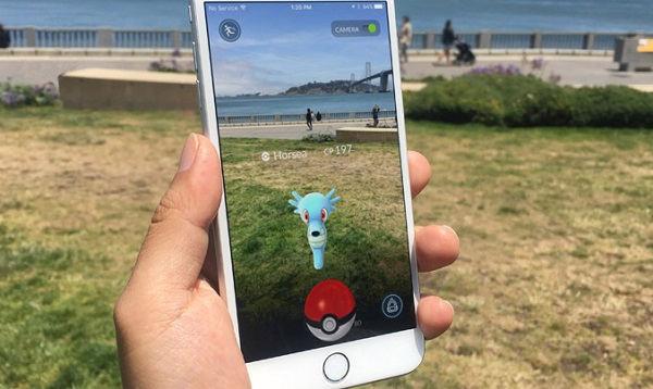 Pokemon Go很好,但你和精灵之间隔着手机屏幕 AR游戏 第7张