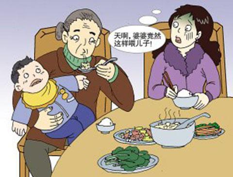 爸爸妈妈pk爷爷奶奶外公外婆,教育孩子到底该谁来
