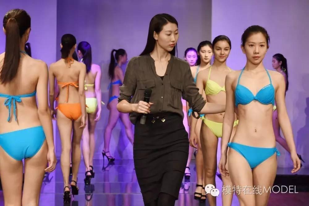 龙腾精英模特大赛2016