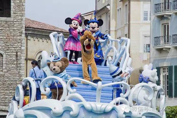 东京迪士尼一日护照,一次玩尽兴!