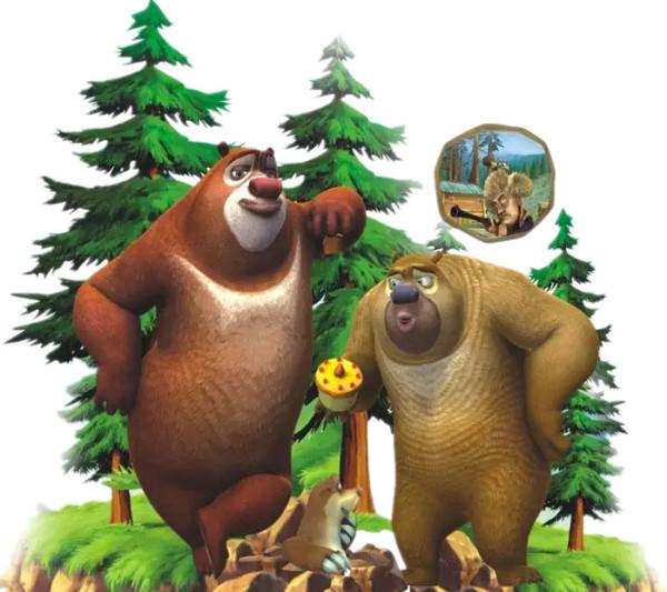 各位 熊粉 注意了 熊出没之缤纷王座 抢票啦