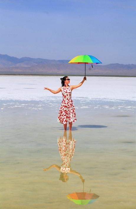 青海之夏:只用三种色彩,就惊艳了整个中国 - 老鼠皇帝首席村妇 - 心底有路,大爱无疆
