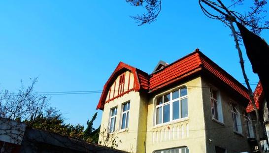 欧式风格建筑小楼