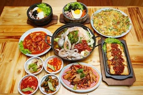 京畿道韩式料理韩国人到底都吃什么