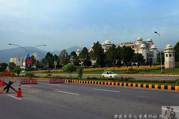 """伊斯兰堡:跟巴基斯坦国家电视台聊聊""""巴铁""""(巴基斯坦连载15) - 老鼠皇帝首席村妇 - 心底有路,大爱无疆"""