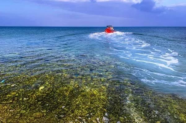 中国最美海岛素颜照曝光!秒杀夏威夷