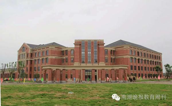 实验实训室亮相南洋学院新校区 为成为长三角一流高职院校打下坚实