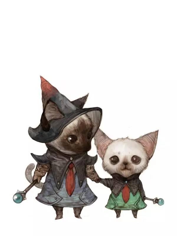 魔法士·暹罗猫