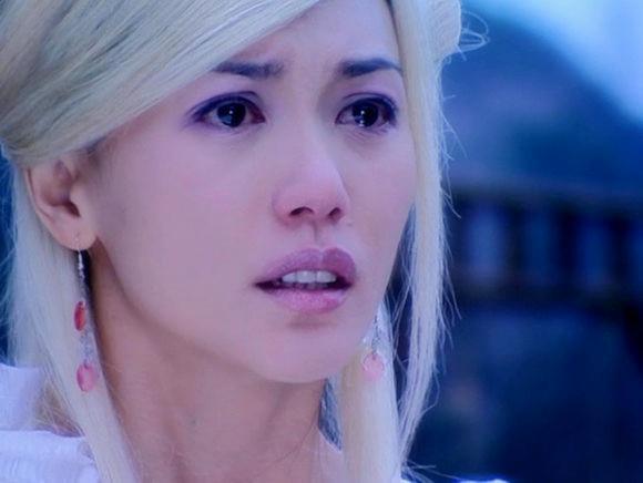 盘点最美古装白发女子 唐嫣第五 最美是她!