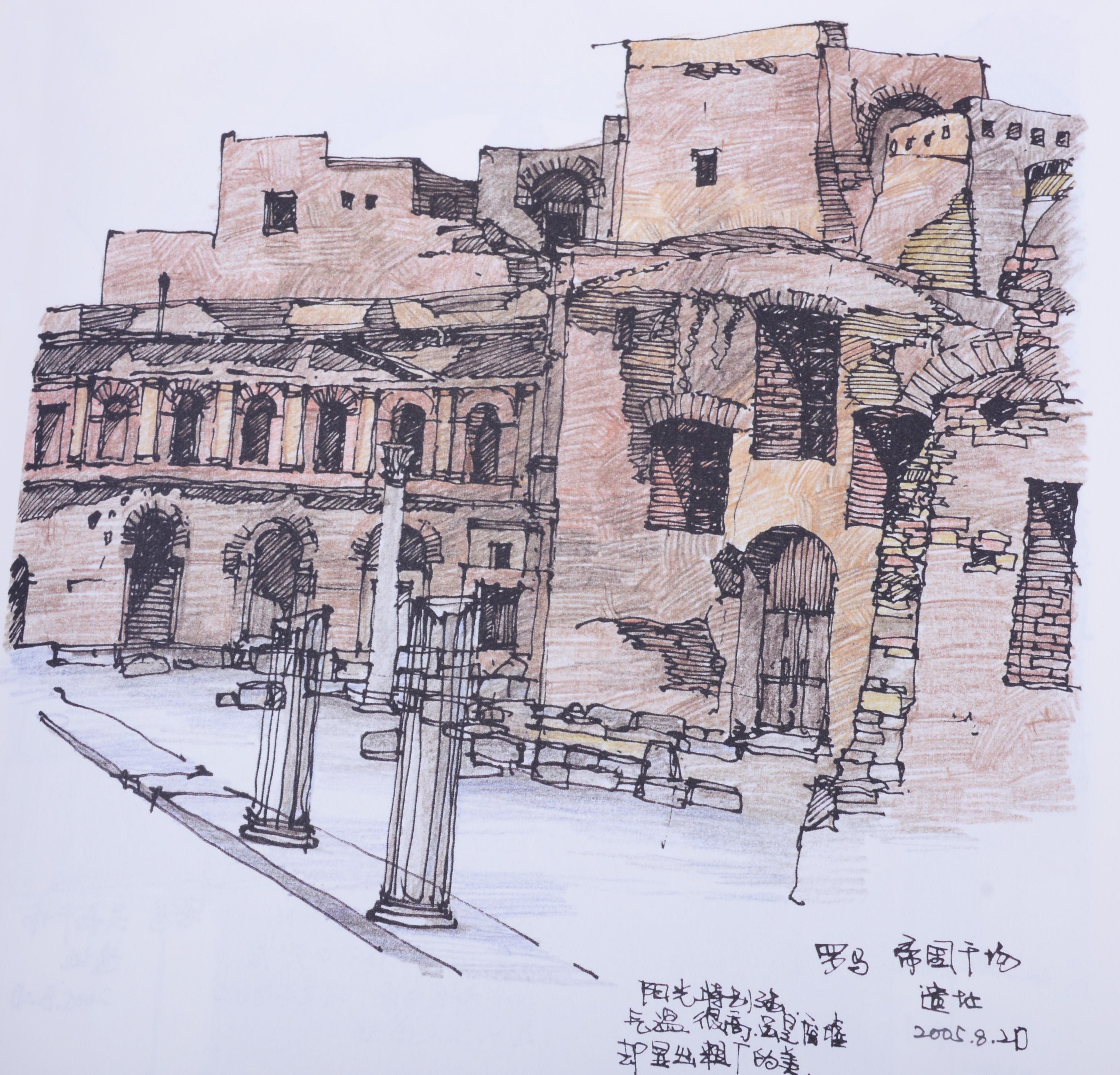 罗马 帝国广场遗址