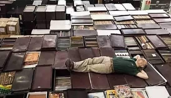 古城印象 关于西安唱片店 黑胶唱盘与文艺青年