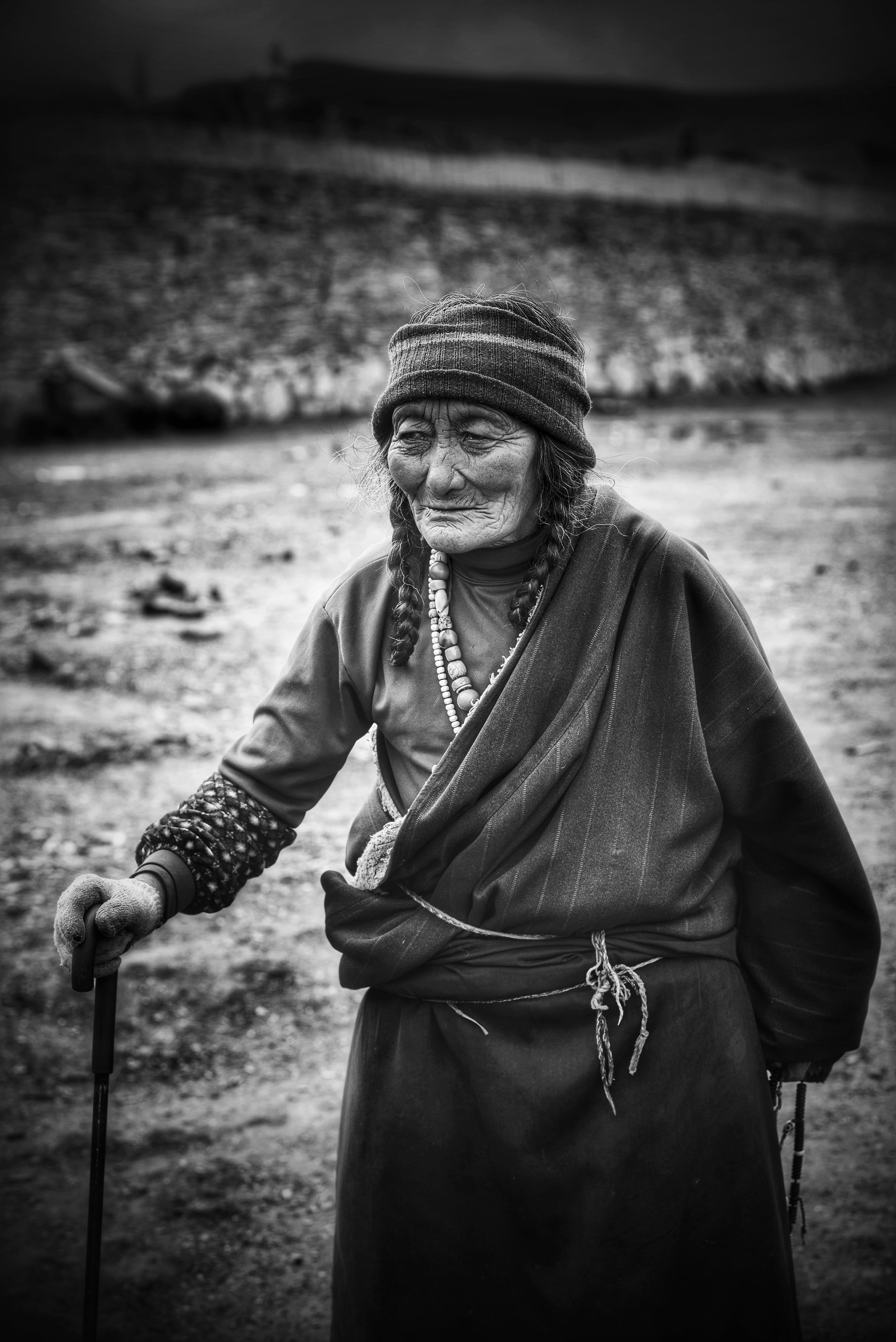 藏谜:一位藏族老阿妈的朝圣之路