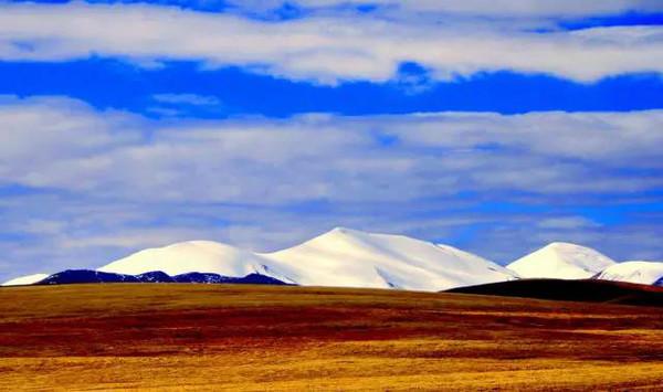 世界上最高,最大,最年轻的高原——青藏高原