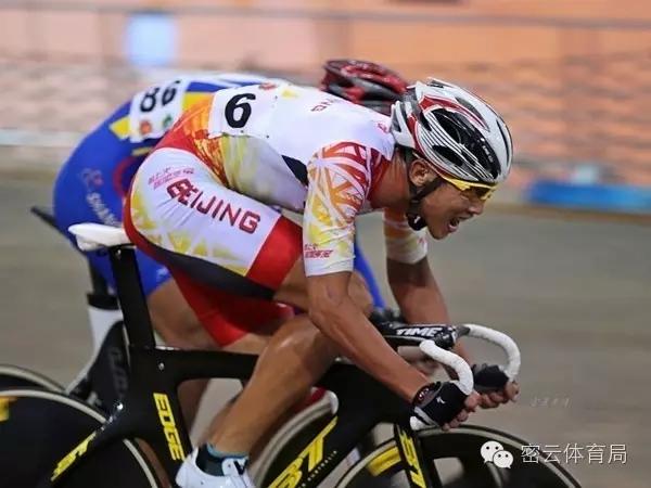 自行车运动员ftp